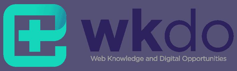 logo wkdo agence de communication sante paris agence communication sante digitale site internet medecin